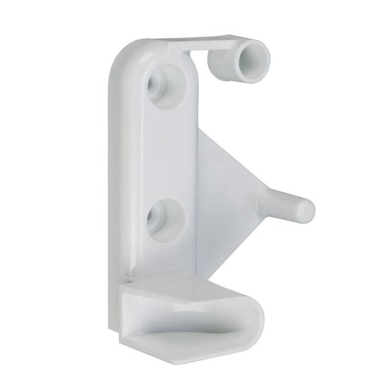4820-000-22686 FREEZER FLAP HINGE RH WHITE C00075600 ПАНТА ЗА ВРАТАТА НА ФР�ЗЕРА, ДЯСНО