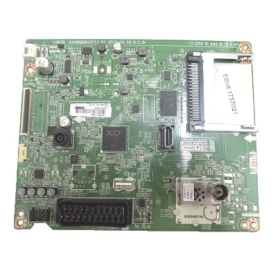 EBU63757021 MAIN L16_M1Ap_32LH51_Sharp_SVC BRAND LD67B main board 32LH510B основна платка