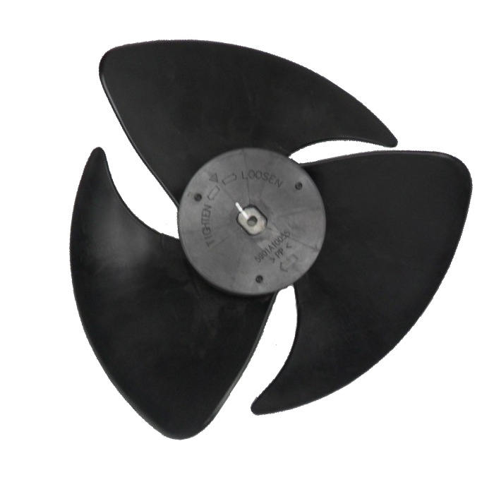 5901A10055B Fan Assembly,Propeller 370(D) 120MM 3(N) 402G 0G UA3 BLACK