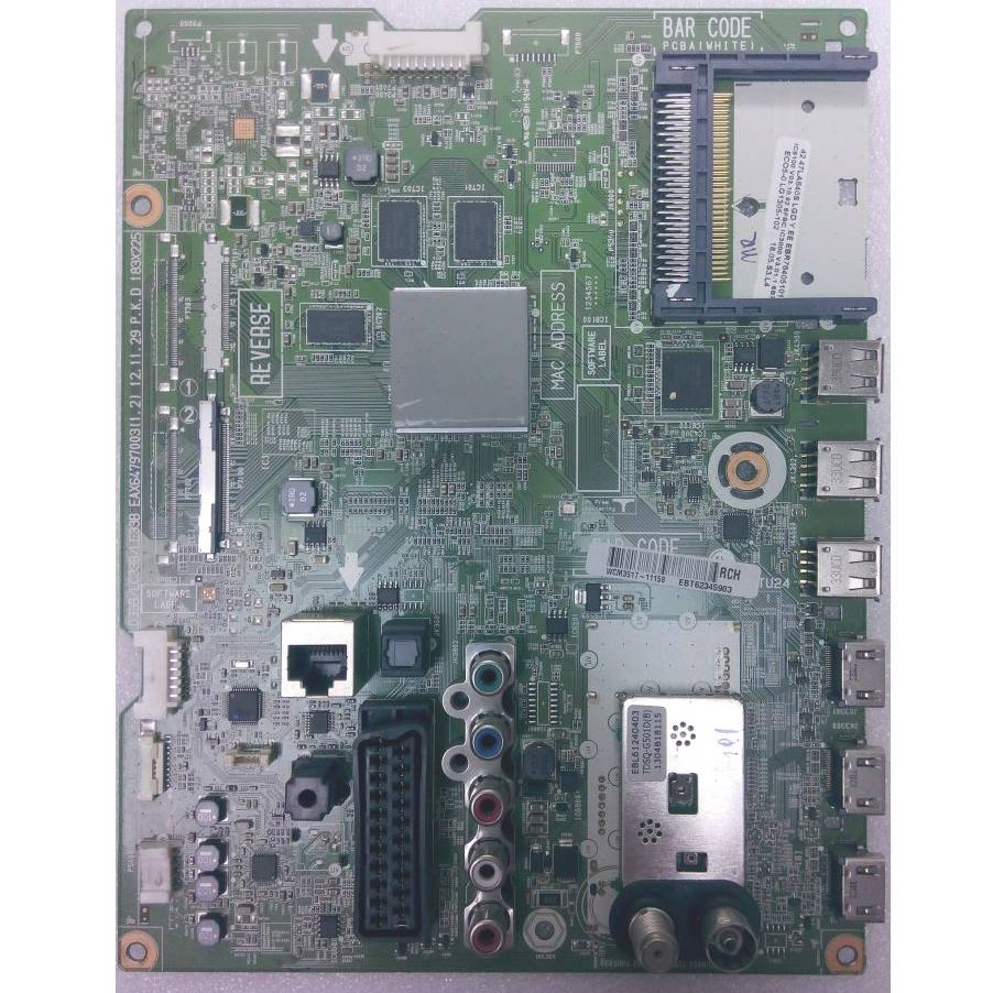 EBU62016801 BPR Total Assembly,Refurbished Board =  CRB34129301 BPR Total Assembly MAIN 42LA640S BRAND LD33B MTK LGD