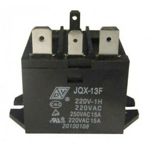 JQX-13F RELE 220V,15A