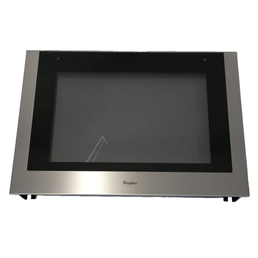 4810-107-25002 OVEN GLASS + SUPPORT