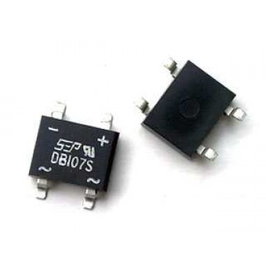DB107S BRIDGE DIP-4 1000V , 1A