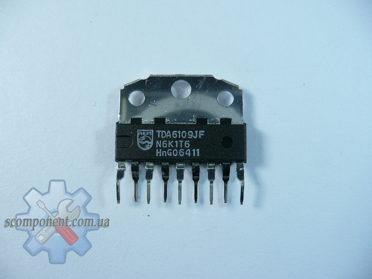 1201-002114     IC-VIDEO AMP;TDA6109JF,SDIP,9P0,18.5MM