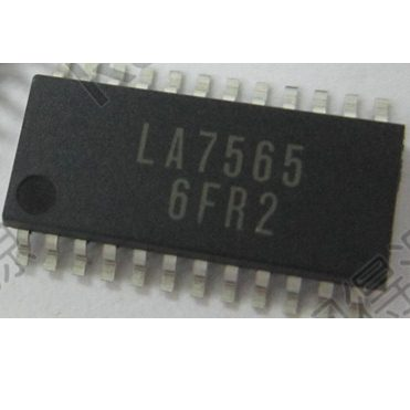 LA7565E IC,IF Signal-Processing IC for PAL/NTSC Multi-SystemAudio TV and VCR Products,SDIP 24
