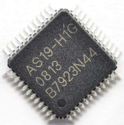 AS19-H1G IC,TFT-LCD Reference Driver