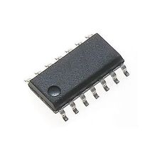 UC3842BD SMD IC,SMPS, DC/DC.