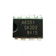 0IPMGSK003A     IC, SMPS, STR-A6351