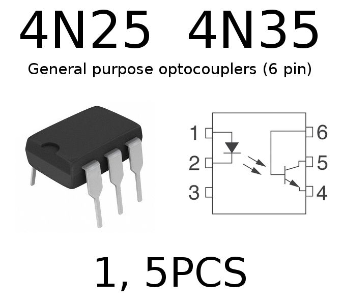 0ITF435000A     Photo,Coupler 4N35(G)V 5V 32V 32V 60mA - 100 DIP ST 2P  VISHAY INTERTECHNOLOGY