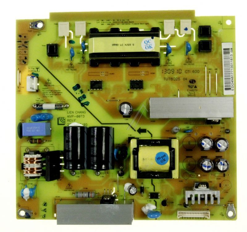 EAY61771301 Power Supply Assembly