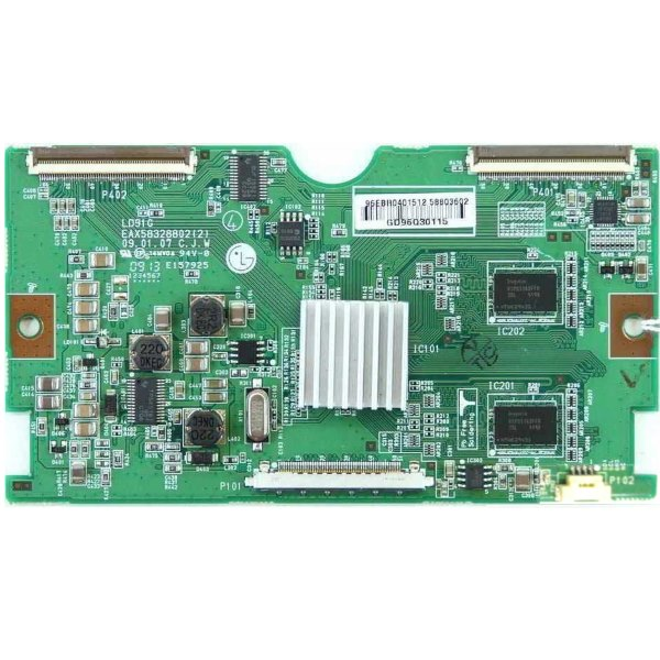 EBR61248201  PCB Assembly, T-CON