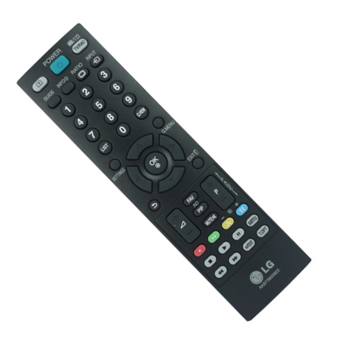 AKB73655822 Remote Controller Assembly black = AKB73655857