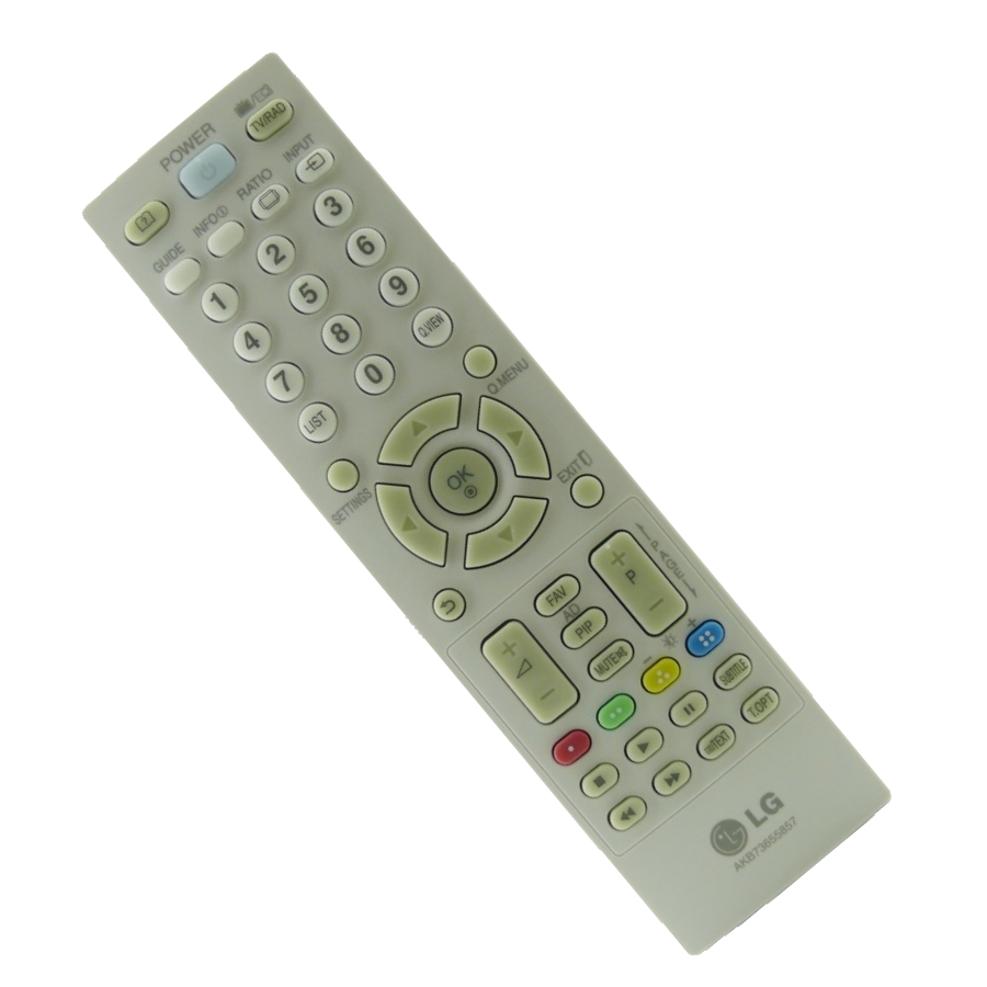 AKB73655857 Remote Controller Assembly black = AKB73655822