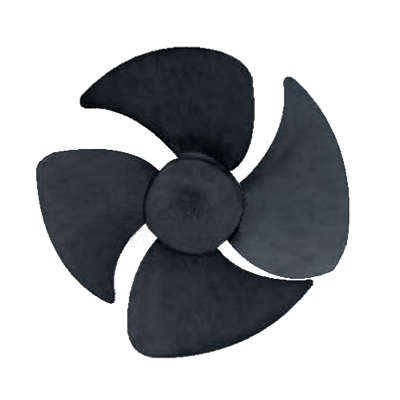 5901A10004 Fan Assembly,Propeller ,400(D) 135.86 4(N) 575 100 LS-085CA