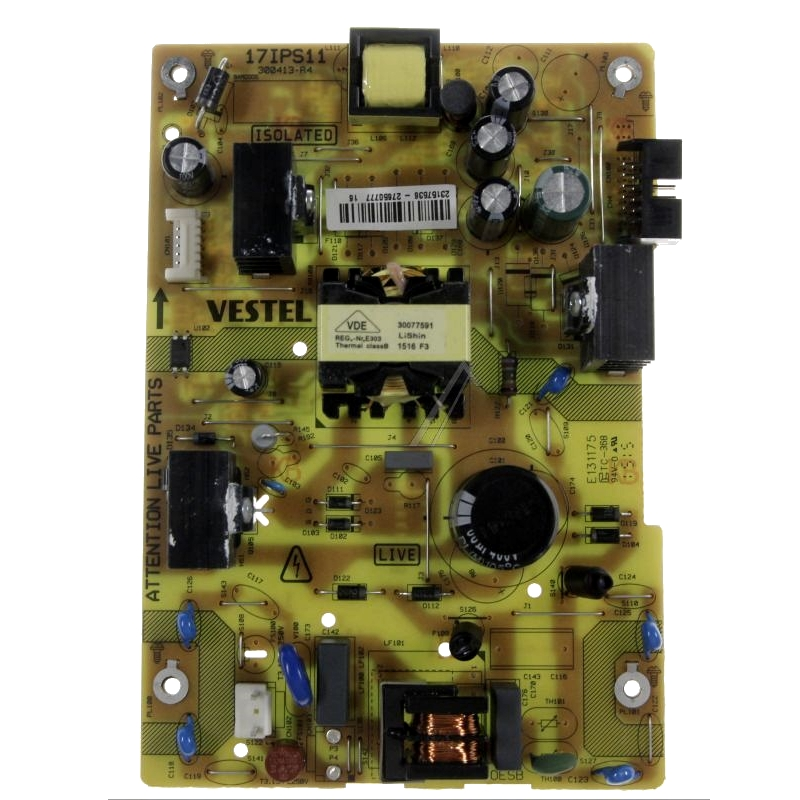 23157536 ASSY PCB IP POWER  BOARD, 17IPS11 23157536