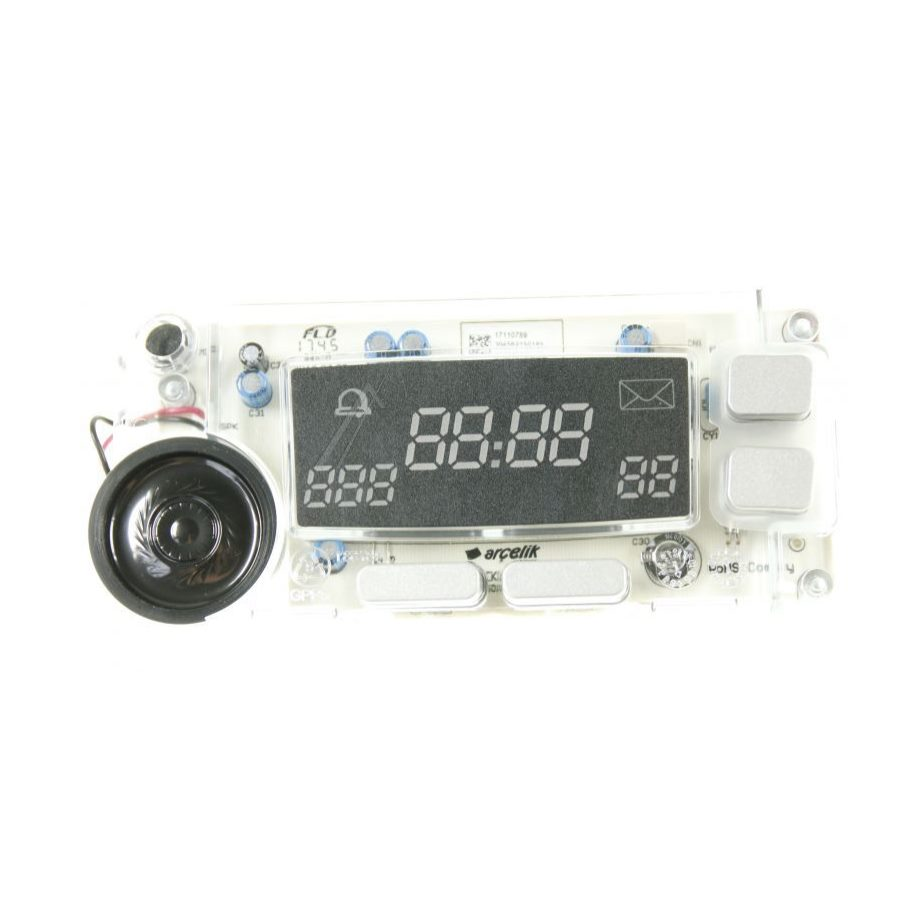 4563790100 Display, electronic module DBK386+